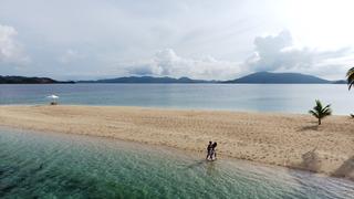 El Nido Resorts Apulit Island Taytay - Strand