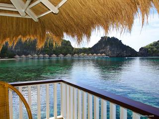 El Nido Resorts Apulit Island Taytay - Terrasse