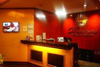 Dulcinea Hotel and Suites - Diele