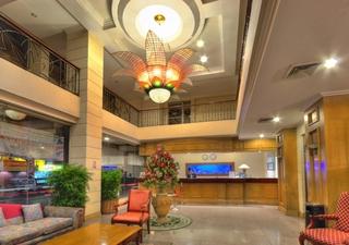 Metrocentre Hotel & Convention Center - Diele
