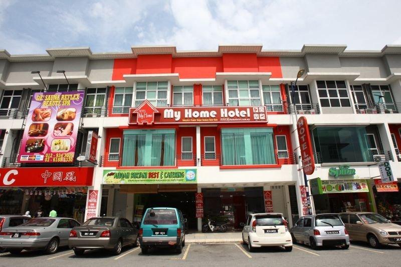 My Home Hotel Prima Sri Gombak - Generell