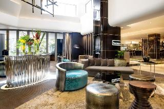 The Maslow Hotel - Diele