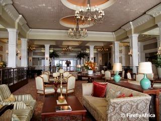 The Boardwalk Hotel - Diele
