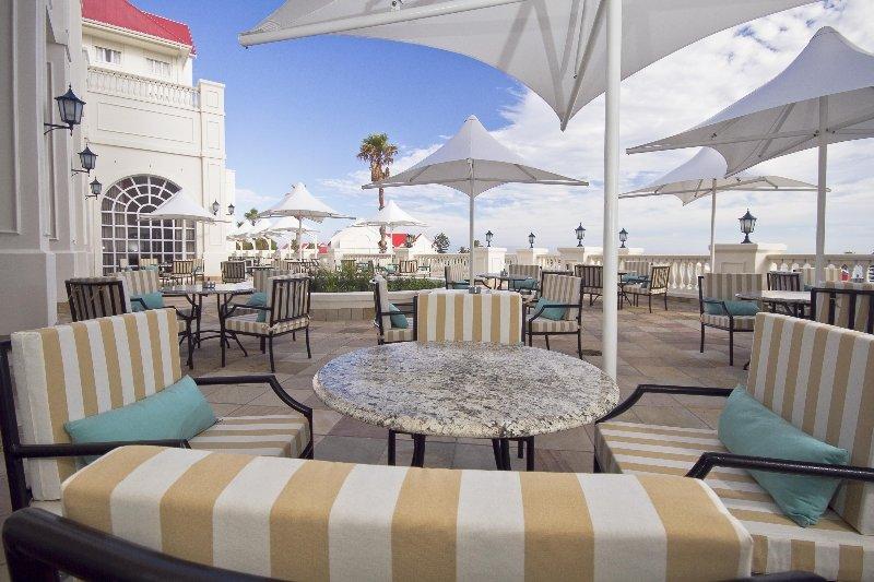 The Boardwalk Hotel - Terrasse