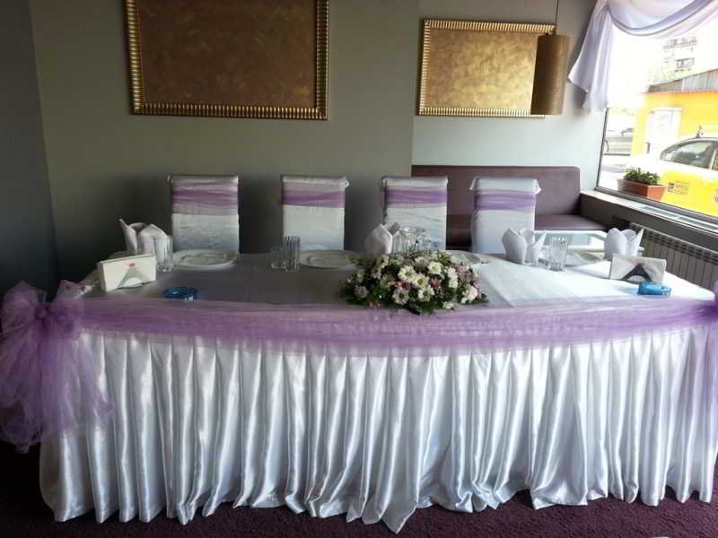 Business Hotel Elate Plaza - Restaurant