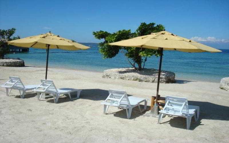 Hof Gorei Beach Resort - Strand