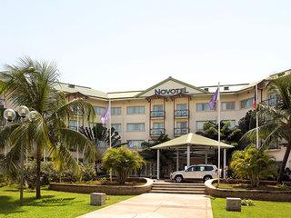 Novotel Orisha Cotonou, 08 Boulevard De La Marina,