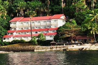 Eagle Point Beach and Dive Resort - Generell