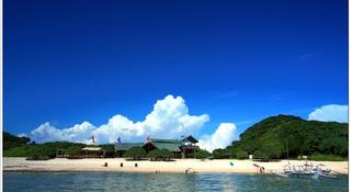 Eagle Point Beach and Dive Resort - Strand