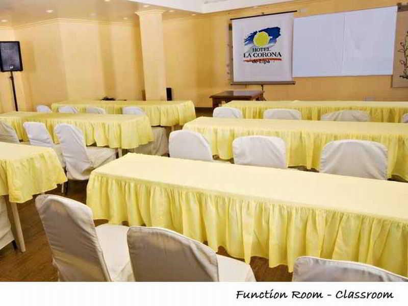 Hotel La Corona De Lipa - Konferenz