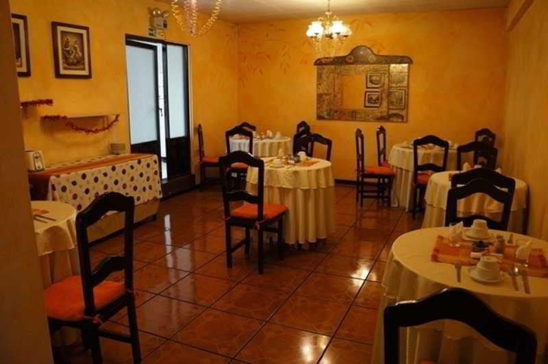 Hostal Villa Nancy - Restaurant