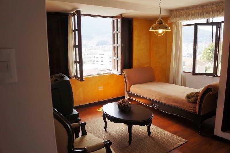Hostal Villa Nancy - Zimmer