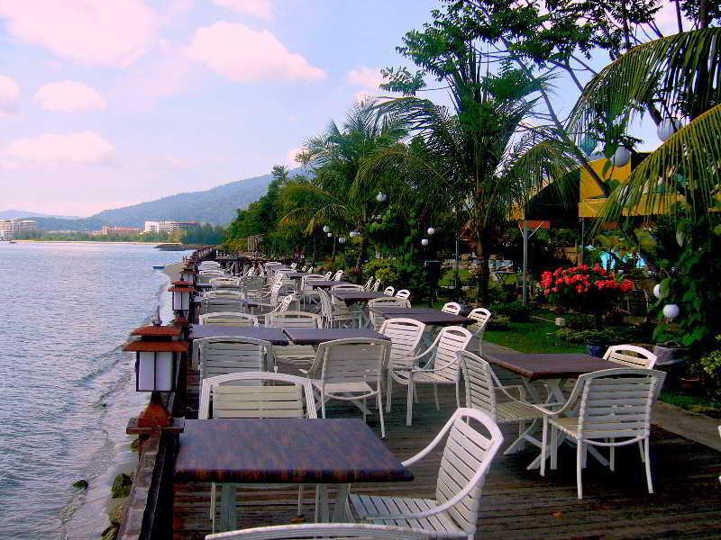 De Baron Resort Langkawi - Terrasse