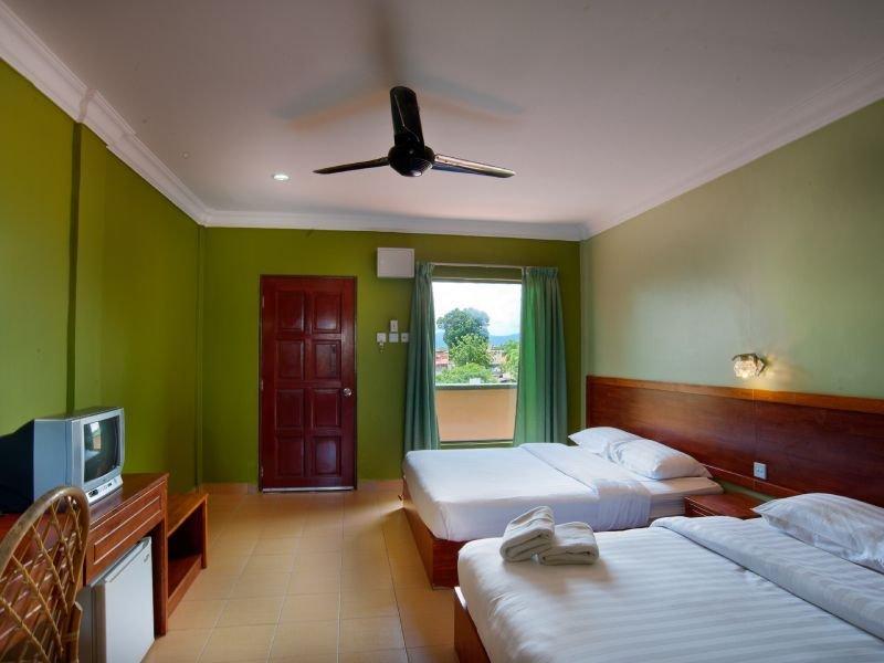 Langgura Baron Resort - Zimmer