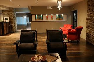 Grand Hotel Bariloche - Diele