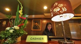 Hotel Rembrandt Quezon City - Diele