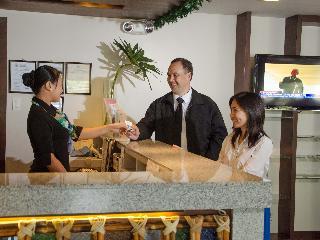 Fersal Hotel Puerto Princesa - Diele