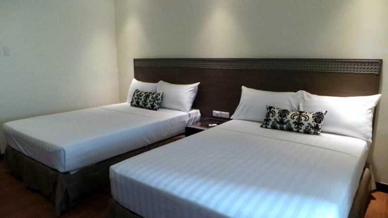 Fersal Hotel Puerto Princesa - Zimmer