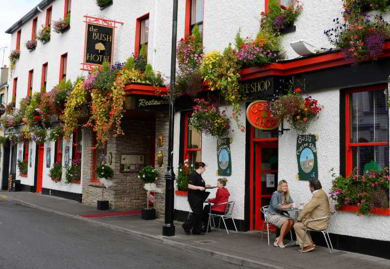 Bush Hotel, Carrick On Shannon,
