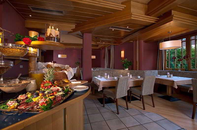 Rosengarten - Restaurant