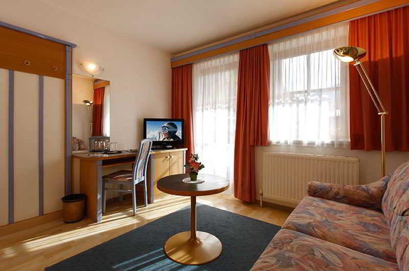Rosengarten - Zimmer