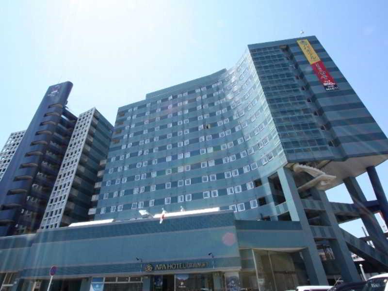 Apa Hotel Toyama Ekimae, 88-2 Meirin-cho, Toyama-shi,…