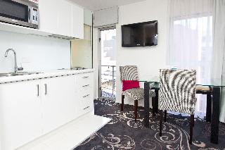 Mercure Wellington Central…, 130 Victoria Street,