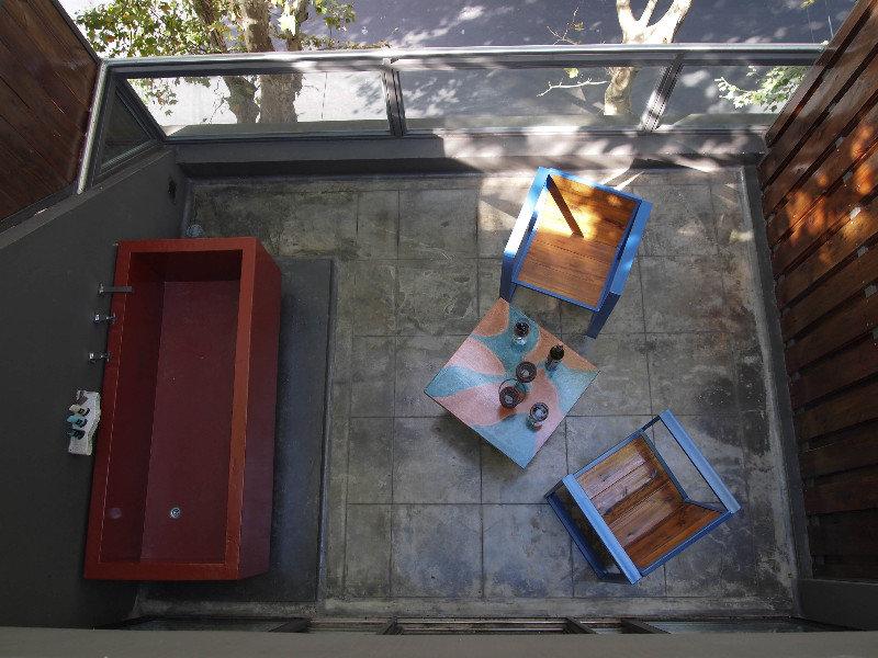 Prodeo Hotel & Lounge - Terrasse