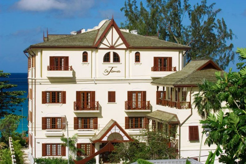 The St James Apartment Hotel - Generell