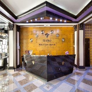 Teatro Boutique Hotel - Diele