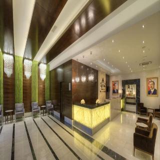 Triumph City Hotel & Residences - Diele