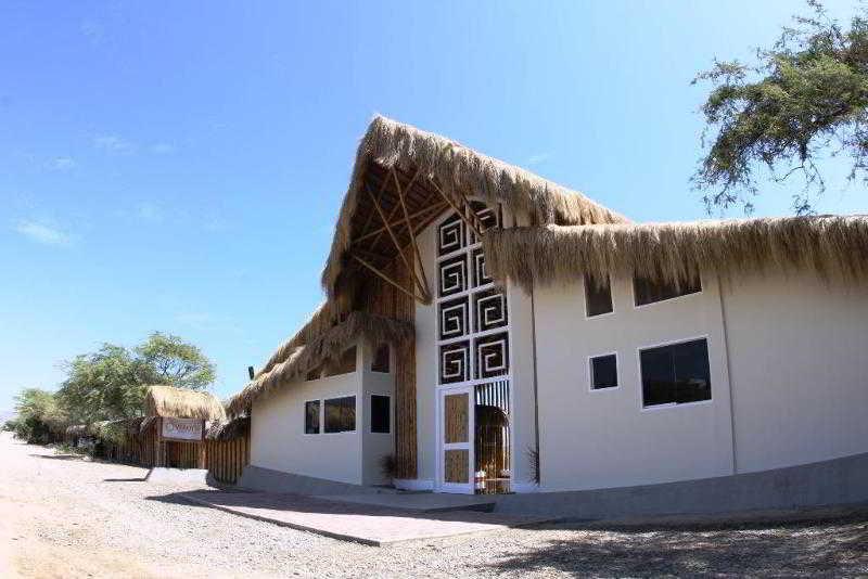 Vichayito Bungalows…, Antigua Panamericana Norte…