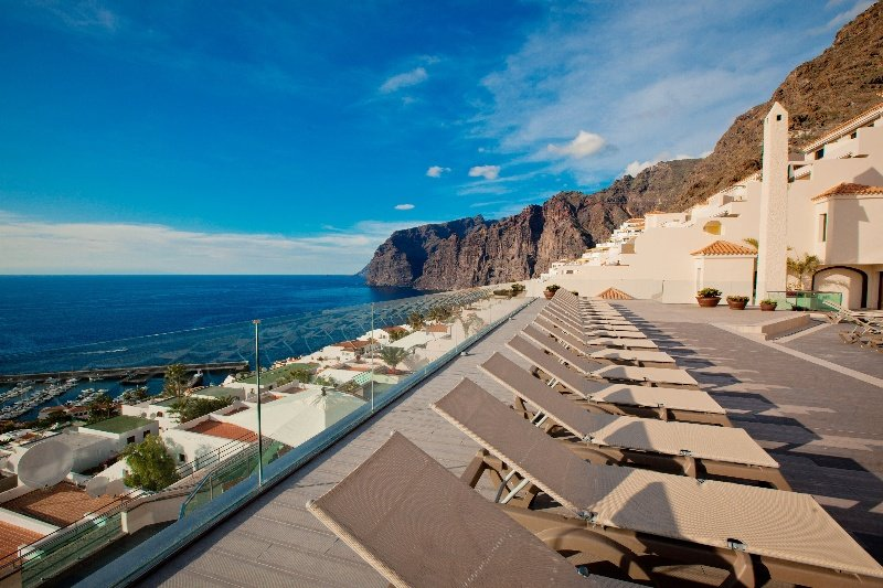 4 sterne hotel royal sun resort in puerto santiago teneriffa spanien. Black Bedroom Furniture Sets. Home Design Ideas