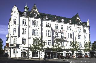 Saxildhus, Banegårdspladsen,1