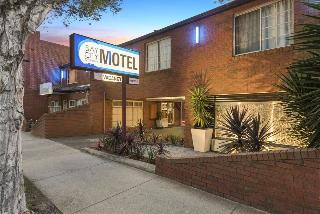 Bay City (Geelong) Motel, 231-235 Malop Street,