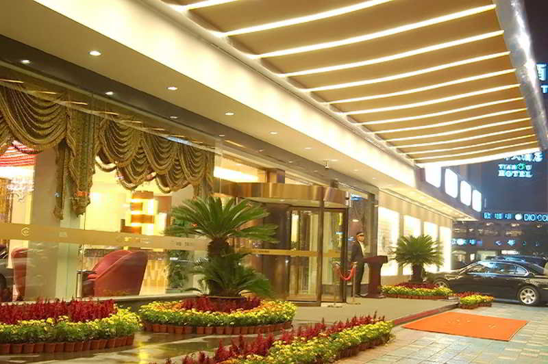 Byland Star Hotel, 300 Cheng Bei Road,