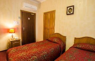 Monte Kristo - Zimmer