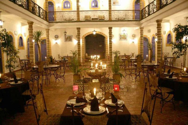 Hotel Villa Damonte, Km 8 Route D'agadir El Gazoua,