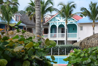 Alamanda Resort, Orient Bay St Martin F.w.i.,