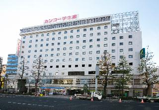 Okayama Washington Hotel…, 3-6-201 Hom-machi, Kita-ku,…