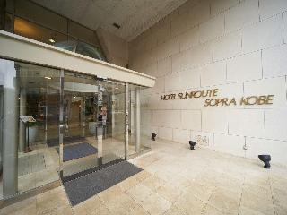 Hotel Sunroute Sopra…, 1-1-22 Isobedori, Chuo-ku,…
