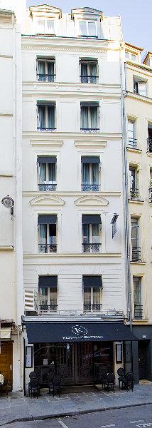 Konfidentiel Hotel