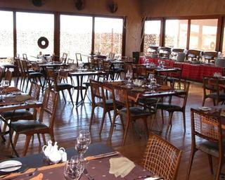 Cumbres San Pedro - Restaurant