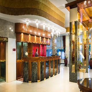 Remisens Premium Hotel METROPOL - Diele