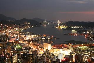 Nisshokan Shinkan Baishokaku, 2-14-1 Hamahira, Nagasaki-shi,…