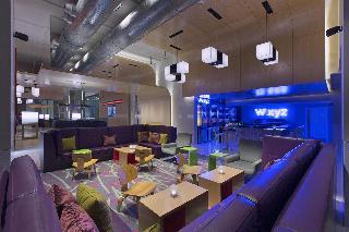 Aloft Kuala Lumpur Sentral - Bar