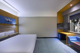 Aloft Kuala Lumpur Sentral - Zimmer