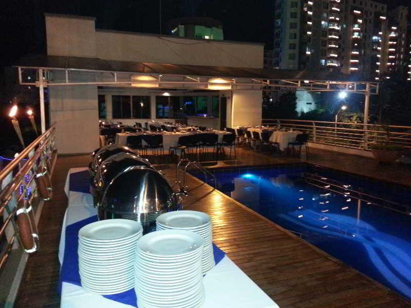 Top Deck Hotel - Terrasse