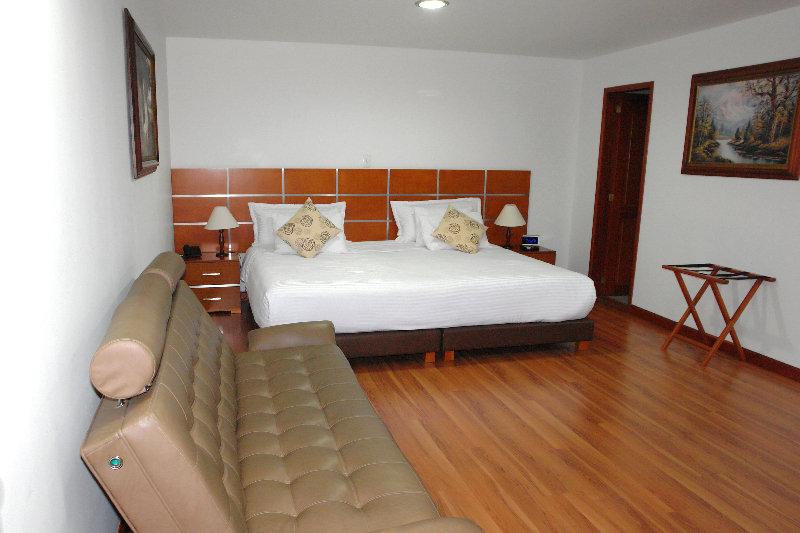 Top Deck Hotel - Zimmer