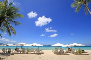 Bamboo Beach Resort - Strand